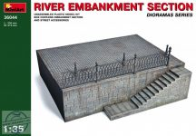 MiniArt - River Embankment Section