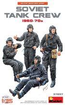 Miniart - Soviet Tank Crew 1960-70s
