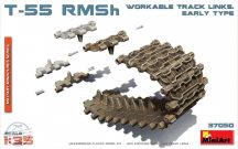 Miniart - T-55 RMSh Workable Track Links. Early Type