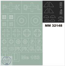 Me 163 - 1/32 - Meng