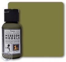 US Army Olive Drab FS33070 - c.30 ml.