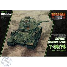 Soviet Medium Tank T-34/76