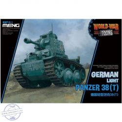 German Light Panzer 38T