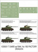 T – 34/85