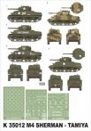 M4 Sherman - 1/35 - Tamiya