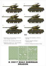 M4A3 (76) Sherman - 1/35 - Dragon