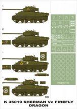 Sherman VC Firefly - Dragon - 1/35