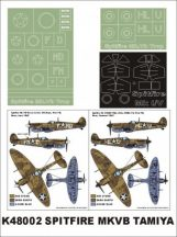 Spitfire MkVB Trop
