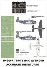 TBM-1C Avenger