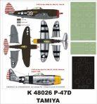 P-47D Bubbletop - 1/48 - Tamiya