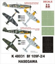 Bf 109F-2/4