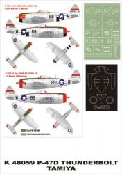P-47D Thunderbolt - 1/48 - Tamiya