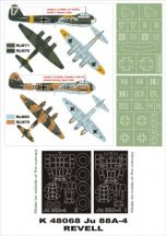 Ju-88A4 - 1/48 - Revell/Dragon