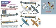 Bf 109G-2 & G-2/R-6