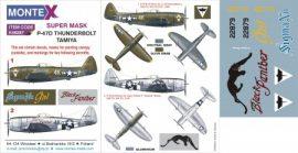 P-47D - 1/48 Tamiya