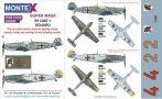 Bf 109E-1 - 1/48 - Eduard