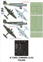 Ju-52 - Italeri