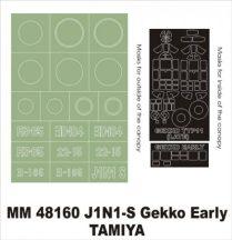 J1N1-S Gekko Early