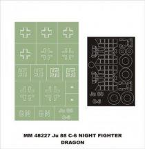 Ju-88C-6 NIGHT FIGHTER
