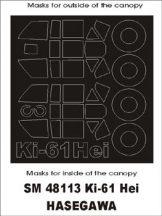 Ki-61 Hei - 1/48 - Hasegawa