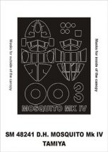 D.H.Mosquito MkIV - 1/48 - Tamiya