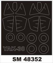 Yak-38 - Hobbyboss