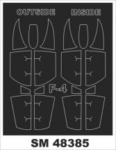 F-4 PHANTOM - 1/72 - Academy