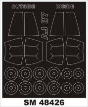 AJ-37 VIGGEN - 1/48 - Special Hobby