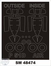 P-51D MUSTANG - Airfix