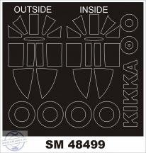 SHISEI KIKKA - 1/48 - Fine Molds