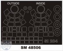 SIEBEL Si-204 - 1/48 - Special Hobby