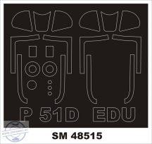 P-51D MUSTANG - 1/48 - Eduard