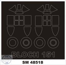 BLOCH 151 - 1/48 - Dora Wings