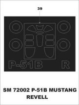 P - 51 B Mustang