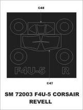 F4U-5 Corsair - Revell