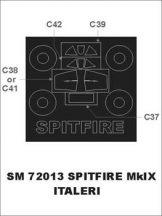Spitfire MkIX - Italeri