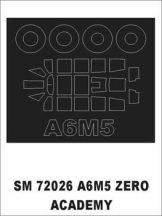 A6M5 Zero - Academy