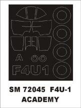 F4U-1 - Academy