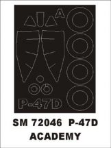 P-47D - Academy