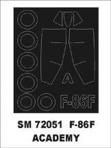 F-86E - Academy