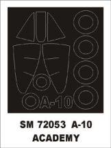A-10 Thunderbolt - Academy