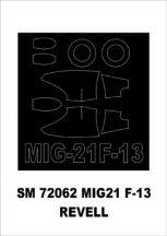 Mig-21F-13 - Revell