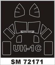 UH-1C - Hobby Boss