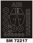 HS HARRIER GR.3 - Airfix