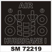 HURRICANE I (early) - Airfix