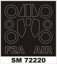 EE LIGHTNING F.2A - Airfix