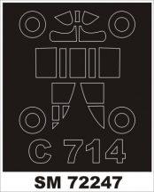 CAUDRON C-714 - RS Models