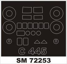 CAUDRON C-445 -RS Models
