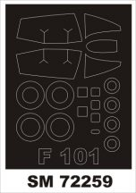 F-101 VOODOO - Valom