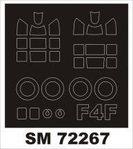 F4F-4 WILDCAT - Airfix